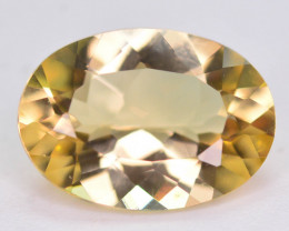 1.85 Ct Natural Heliodor AAA Grade Yellow Color ~ t
