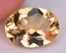 1.10 Ct Natural Heliodor AAA Grade Yellow Color ~ t