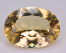 1.00 Ct Natural Heliodor AAA Grade Yellow Color ~ t