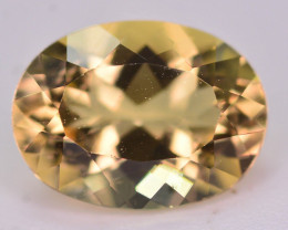 1.15 Ct Natural Heliodor AAA Grade Yellow Color ~ t
