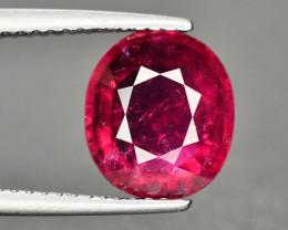 Gorgeous 3 Ct Natural Rubelite Tourmaline
