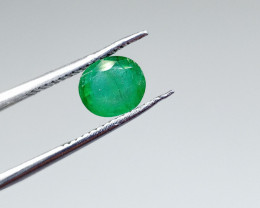 1.19ctcts Colombian Emerald , 100% Natural Gemstone