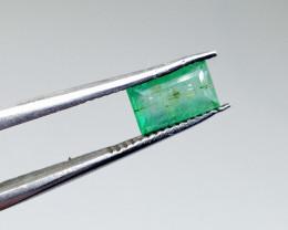 1.38cts Zambian  Emerald , 100% Natural Gemstone
