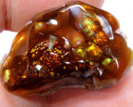 Mexican Fire Agate Stone Specimen 56cts D-14