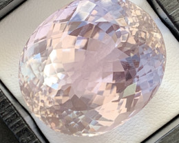 90 Carats Kunzite Gemstone