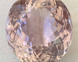 38 Carats Kunzite Gemstone