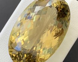 111.80 Carats Spodumene Gemstone