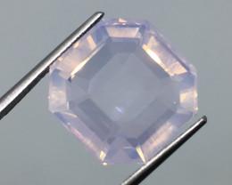 14.60 Carat VVS Pearl Quartz Precision Cut Exquisite Color Quality!