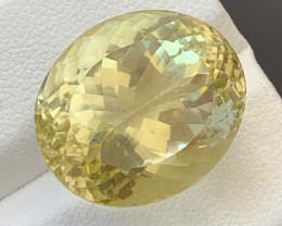 25.80 Carats Spodumene Gemstone