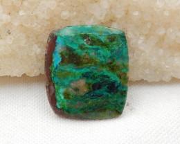 45cts Chrysocolla Stone Pendant,  Chrysocolla Healing stone G488