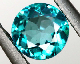 0.98CTS  GREEN TOPAZ FACETED GEMSTONE  CG-3057