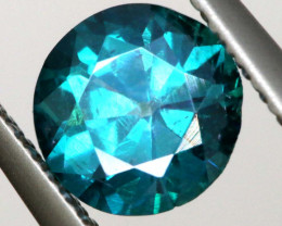 1.05CTS  GREEN TOPAZ FACETED GEMSTONE  CG-3059