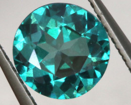 0.85CTS  GREEN TOPAZ FACETED GEMSTONE  CG-3062