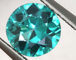 1.05CTS  GREEN TOPAZ FACETED GEMSTONE  CG-3063