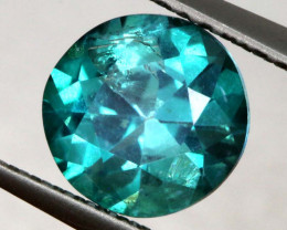1.60CTS  GREEN TOPAZ FACETED GEMSTONE  CG-3064