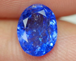 1.675 CRT WONDERFULL TANZANITE TOP COLOR GEMSTONE-