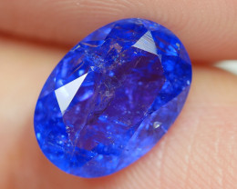 3.105 CRT WONDERFULL TANZANITE TOP COLOR GEMSTONE-