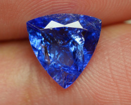 1.695 CRT WONDERFULL TANZANITE TOP COLOR GEMSTONE-