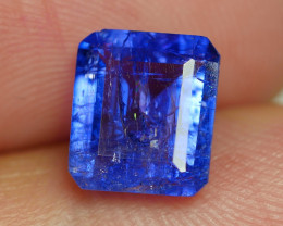 2.455 CRT WONDERFULL TANZANITE TOP COLOR GEMSTONE-