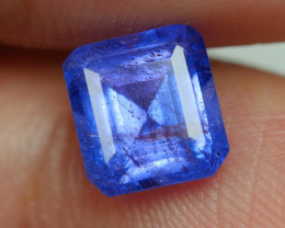 2.020 CRT WONDERFULL TANZANITE TOP COLOR GEMSTONE-