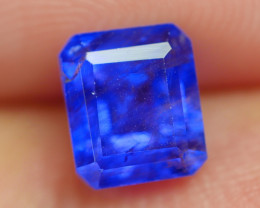 1.365 CRT WONDERFULL TANZANITE TOP COLOR GEMSTONE-