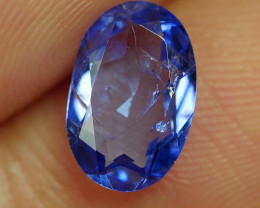 1.520 CRT WONDERFULL TANZANITE TOP COLOR GEMSTONE-