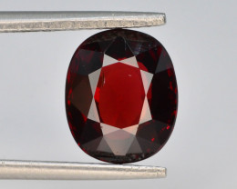 AAA Cut 3.60 Ct Natural Ravishing Color Rhodolite Garnet