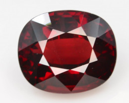 AAA Cut 7.40 Ct Natural Ravishing Color Rhodolite Garnet
