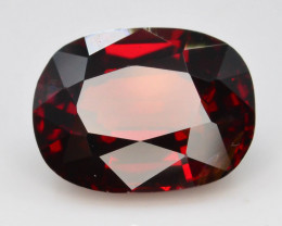 AAA Cut 3.45 Ct Natural Ravishing Color Rhodolite Garnet