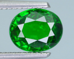 Certified 2.29 ct Tsavorite Garnet Stunning Forest Green