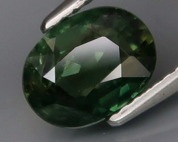 Natural Green Sapphire - 1.98 ct