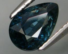 Natural Greenish Blue Sapphire - 1.90 ct