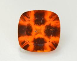 Natural 3.80 Ct Fancy Shape Hessonite Garnet Gemstone