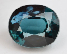 2.20  Ct Natural Blue Color Tourmaline