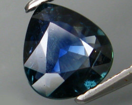Natural Blue Sapphire - 1.41 ct