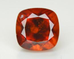 Natural 4.55 Ct Fancy Shape Hessonite Garnet Gemstone