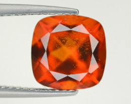 Natural 4.15 Ct Fancy Shape Hessonite Garnet Gemstone