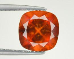 Natural 4.20 Ct Fancy Shape Hessonite Garnet Gemstone SKU 3