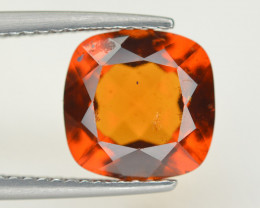 Natural 3.85 Ct Fancy Shape Hessonite Garnet Gemstone