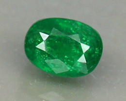 Natural Tsavorite Garnet - 1.27 ct