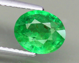 Natural Tsavorite Garnet - 2.10 ct