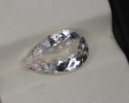 6.45 Carats Natural  Morganite Gemstone