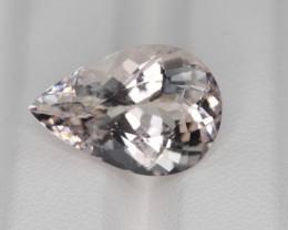 9.60 Carats Natural  Morganite Gemstone
