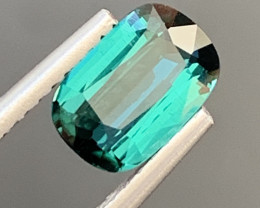 1.10  Carats Natural Indicolite Tourmaline Gemstone