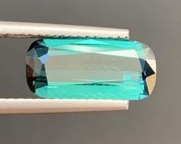 2.29 Carats Natural Indicolite Tourmaline Gemstone