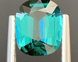 1.60 Carats Natural Indicolite Tourmaline Gemstone