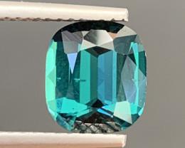 2.10 Carats Natural Indicolite Tourmaline Gemstone