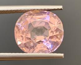 5.68 Carats Natural Color Tourmaline Gemstone