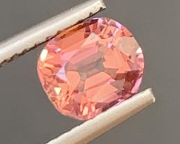 1.05 Carats Natural Color Tourmaline Gemstone