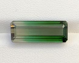 12.15 Carats Natural Bi Color Afghani Tourmaline Gemstone